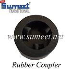Couplers: Type - Rubber (Fits Underneath the Jars)