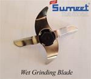 Sumeet Blade: SS Jar Wet Grinding Blade
